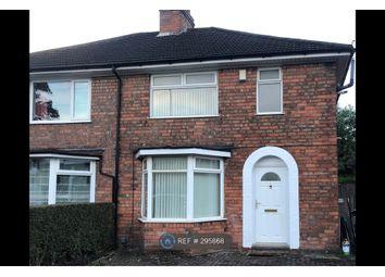 3 bed semi-detached house to rent in Shaftmoor Lane, Acocks Green, Birmingham B27