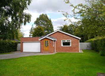 Thumbnail 4 bed detached bungalow for sale in Parklands, Ponteland, Newcastle Upon Tyne