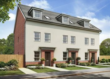 """Thumbnail 3 bed semi-detached house for sale in """"Norbury"""" at Lightfoot Lane, Fulwood, Preston"""