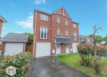Thumbnail 4 bedroom town house for sale in Fearney Side, Little Lever, Bolton, Lancashire