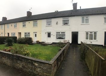 Thumbnail 2 bed terraced house for sale in Church Lane, Upton, Wirral