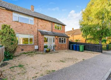 Thumbnail 3 bed semi-detached house for sale in Haslingfield, Cambridge