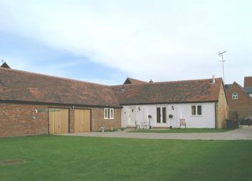 Thumbnail 3 bed barn conversion to rent in Poplars End, Toddington
