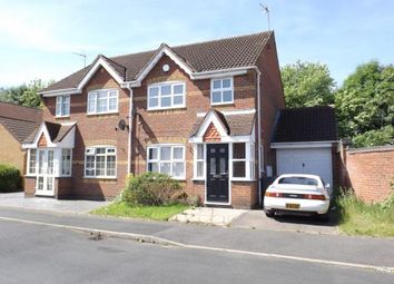 Thumbnail 3 bed semi-detached house for sale in Riverbank Road, Willenhall, West Midlands