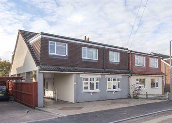 Thumbnail 5 bed semi-detached house for sale in Bibury Avenue, Stoke Lodge, Bristol
