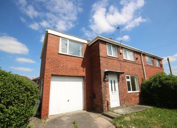 Thumbnail 3 bed semi-detached house to rent in Weston Road, Irlam, Manchester