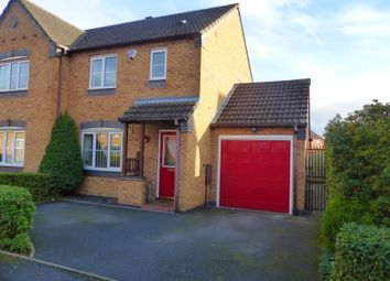 Thumbnail 3 bed semi-detached house to rent in St Lawrence Close, Wellington, Telford