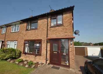 Thumbnail 3 bed semi-detached house to rent in Rylands Road, Kennington, Ashford