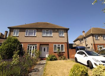 Thumbnail 3 bed semi-detached house to rent in Birdham Close, Bromley