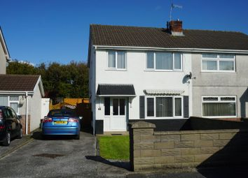 3 bed semi-detached house for sale in Parc Berwig, Llanelli SA14