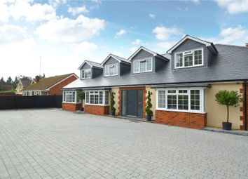 Thumbnail 6 bed property for sale in Reading Road, Finchampstead, Berkshire