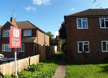 Thumbnail 2 bed maisonette to rent in Royston Avenue, Byfleet, Surrey