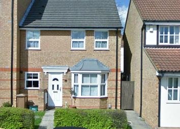 Thumbnail 2 bed end terrace house to rent in Rush Close, Stanstead Abbotts, Ware