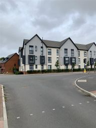 Thumbnail 2 bed flat for sale in Heol Finch, Barry