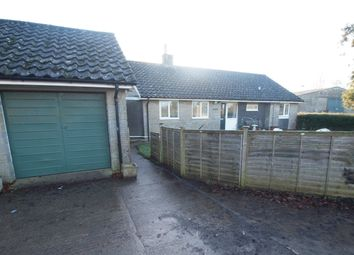 Thumbnail 3 bed bungalow to rent in Hornblotton, Shepton Mallet