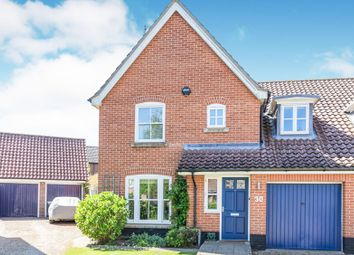 Thumbnail 4 bed semi-detached house for sale in Neil Avenue, Holt