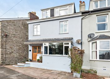 Thumbnail 4 bed semi-detached house for sale in Croft Road, Salcombe