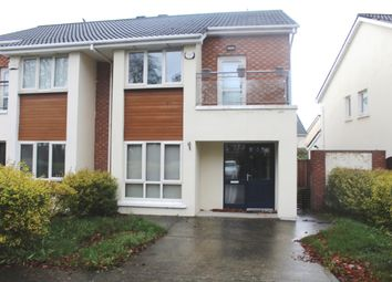 Thumbnail 3 bed semi-detached house for sale in 12 The Place, Dunboyne Castle, Dunboyne, Meath