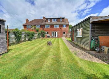Thumbnail 4 bed semi-detached house for sale in Fairfield, Herstmonceux, Hailsham