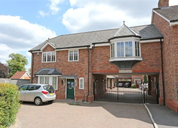 Thumbnail 3 bed semi-detached house for sale in Blenheim Mews, Beavers Road, Farnham, Surrey