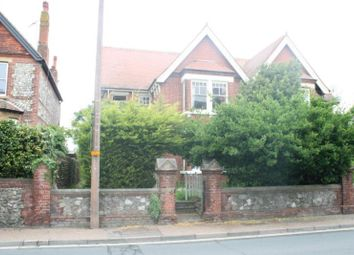 Thumbnail 1 bed flat to rent in The Quantocks, Arundel Road, Littlehampton
