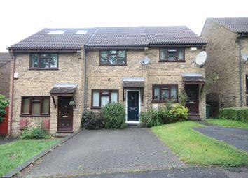 Thumbnail 2 bed terraced house to rent in Coates Road, Elstree, Borehamwood