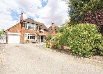 Thumbnail 3 bed detached house for sale in Trowell Road, Wollaton, Nottingham