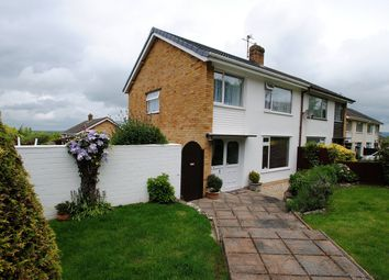 Thumbnail 3 bed semi-detached house for sale in Austin Road, Glastonbury