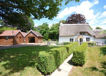 Main Road, East Boldre, Brockenhurst, Hampshire SO42. 3 bed detached house for sale