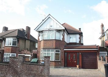 Thumbnail 5 bed detached house to rent in Powys Lane, Southgate