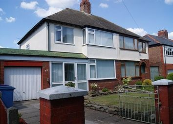 Thumbnail 3 bedroom semi-detached house to rent in Booker Avenue, West Allerton, Liverpool