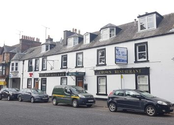 Thumbnail Leisure/hospitality to let in Rowena Place, King Street, Castle Douglas