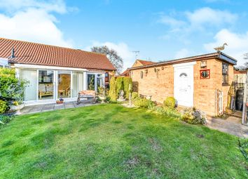 Thumbnail 2 bedroom semi-detached bungalow for sale in Witton Close, Heacham, King's Lynn