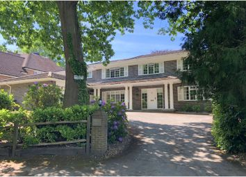 Thumbnail 6 bed detached house for sale in Springfield Road, Camberley