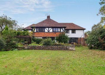 Thumbnail 4 bed detached house for sale in Ballsdown, Chiddingfold, Surrey