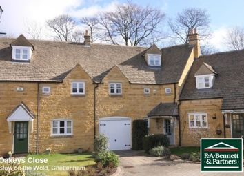 Thumbnail 4 bed terraced house to rent in Oakeys Close, Stow On The Wold, Cheltenham