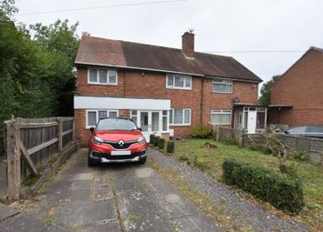 Thumbnail 5 bed semi-detached house to rent in Overfield Road, Quinton, Birmingham