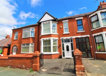 Thumbnail 3 bed terraced house for sale in Rutland Road, Wrexham