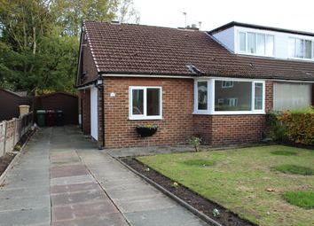 Thumbnail 3 bed bungalow for sale in Greenland Road, Farnworth