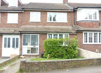 Thumbnail 3 bed terraced house for sale in Spencer Avenue, Cheshunt, Waltham Cross