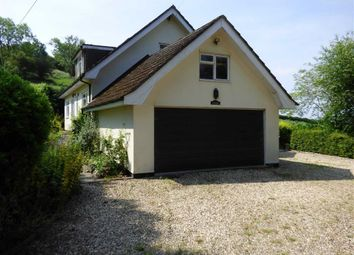Thumbnail 4 bed detached house for sale in Priest Weston, Montgomery