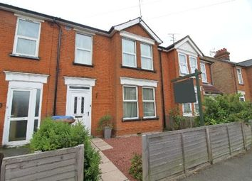 Thumbnail 3 bedroom terraced house to rent in Powling Road, East, Well Located, Ipswich