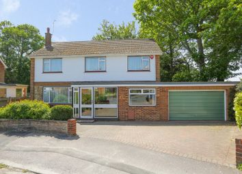 Thumbnail 4 bed detached house for sale in Canterbury Close, St. Peters, Broadstairs