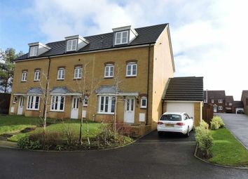 Thumbnail 4 bed town house for sale in Llys Mieri, Penllergaer, Swansea