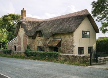 Thumbnail 3 bed detached house to rent in Bishops Caundle, Sherborne
