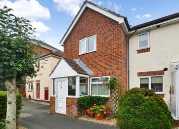 Thumbnail 2 bed terraced house for sale in Tory Brook Court, Plympton, Plymouth, Devon