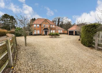 Thumbnail 5 bed detached house for sale in Arlington Way, Thetford, Norfolk