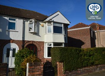 3 bed end terrace house for sale in Woodstock Road, Cheylesmore, Coventry CV3