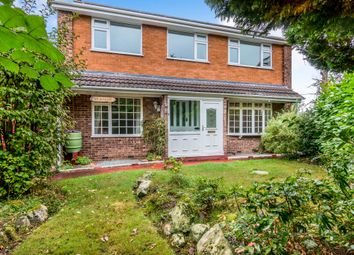 Thumbnail 4 bed detached house for sale in Hall Farm Crescent, Salt, Stafford