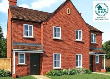 Thumbnail 3 bed semi-detached house for sale in Crown Place, High Street, Fenstanton, Huntingdon